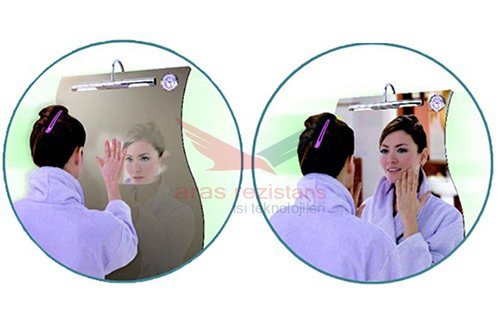 Buğu Önleyici Ayna Rezistanslar